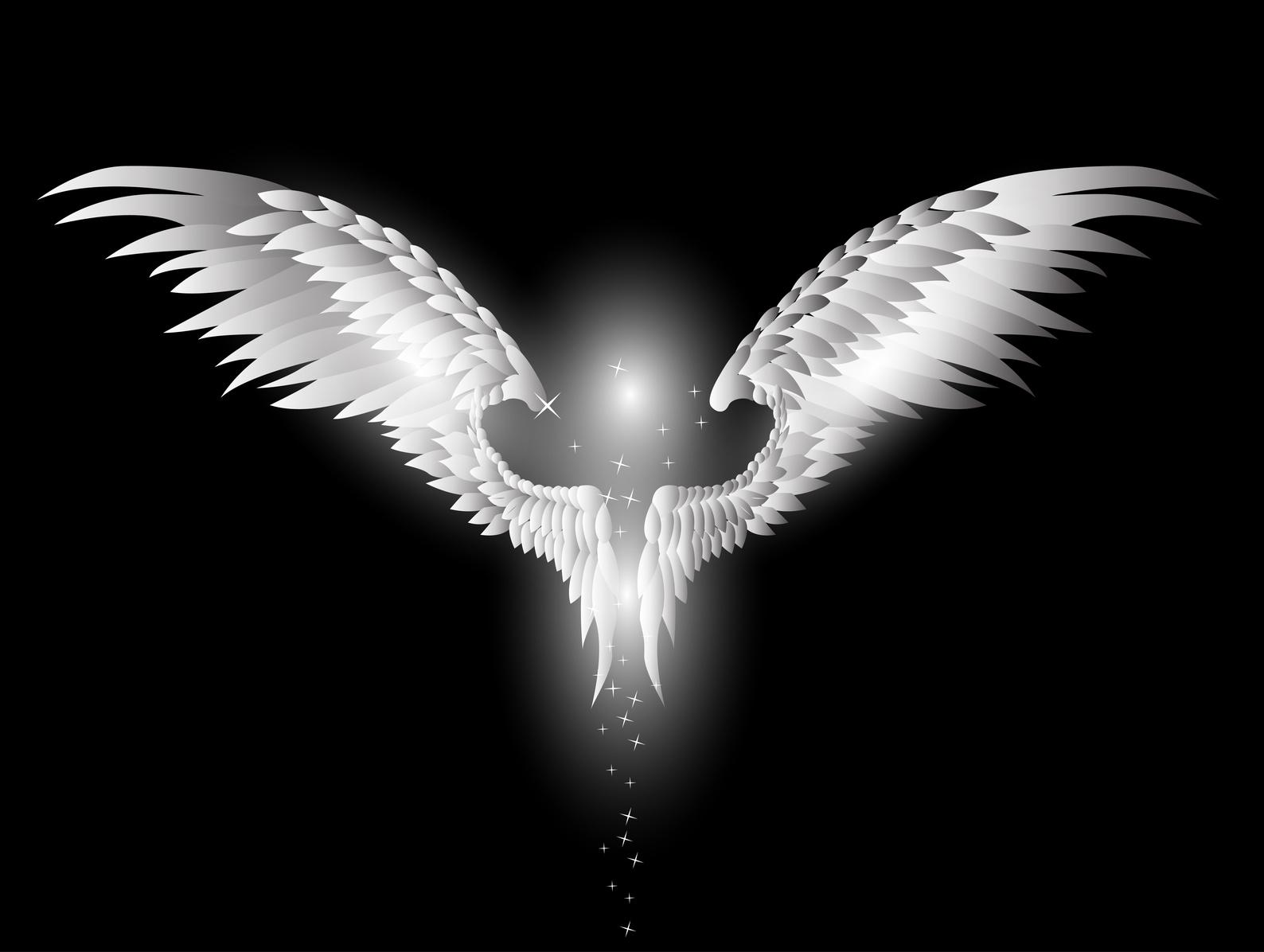 Ange gardien conna tre son ange gardien et le contacter - Dessin d ange gardien ...